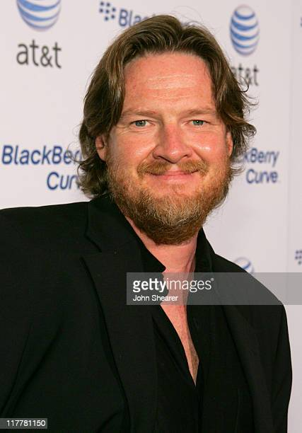 Donal Logue during BlackBerry Curve from ATT Launch Party Red Carpet at Regent Beverly Wilshire in Beverly Hills California United States