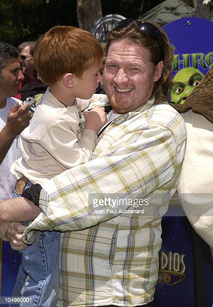 Donal Logue during Premiere of 'Shrek 4D' Attraction at Universal Studios Hollywood Arrivals at Universal Studios in Universal City California United...