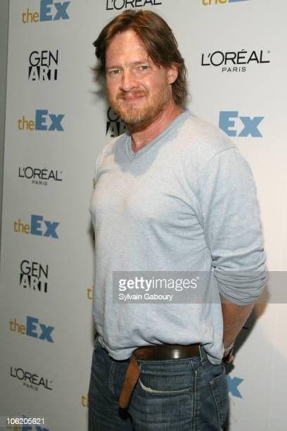Donal Logue during The Weinstein Company's Premiere of 'The Ex' Arrivals at The Director's Guild at 110 West 57th Street in New York City New York...