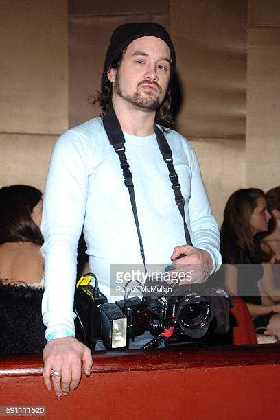 Donald Bowers attends AfterParty for the Zang Toi Fall 2005 Fashion Show Supporting The Hemangioma Treatment Foundation at Lotus on February 5 2005...