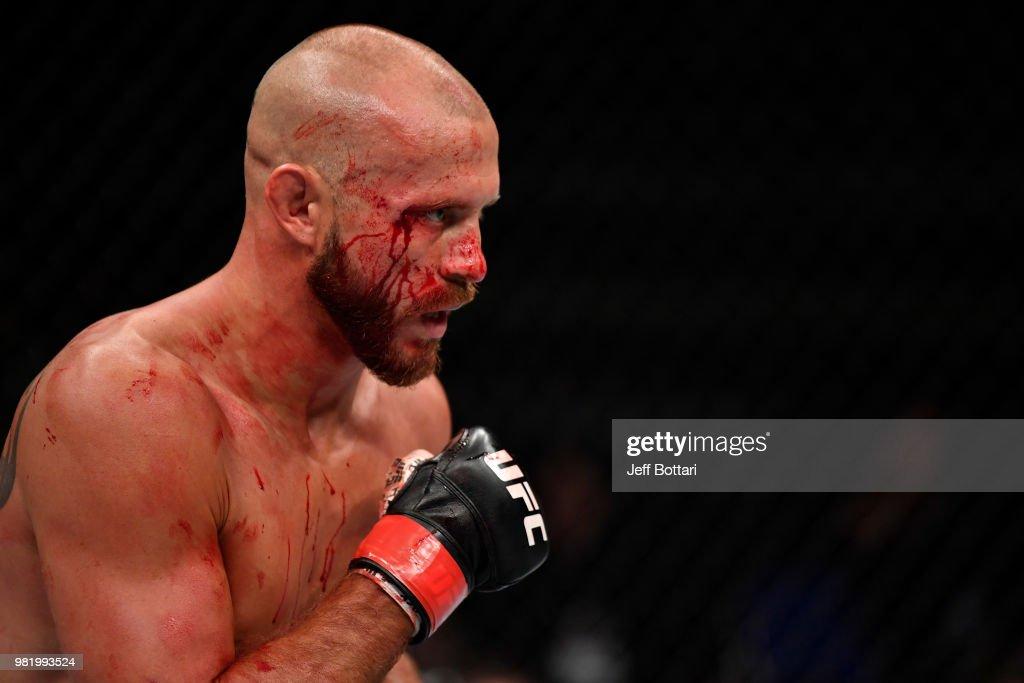 UFC Fight Night: Cowboy v Edwards : News Photo