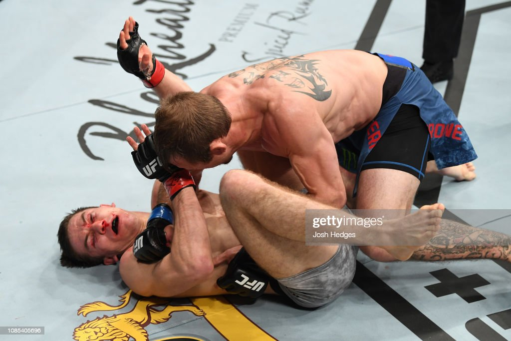 UFC Fight Night: Hernandez v Cerrone : News Photo