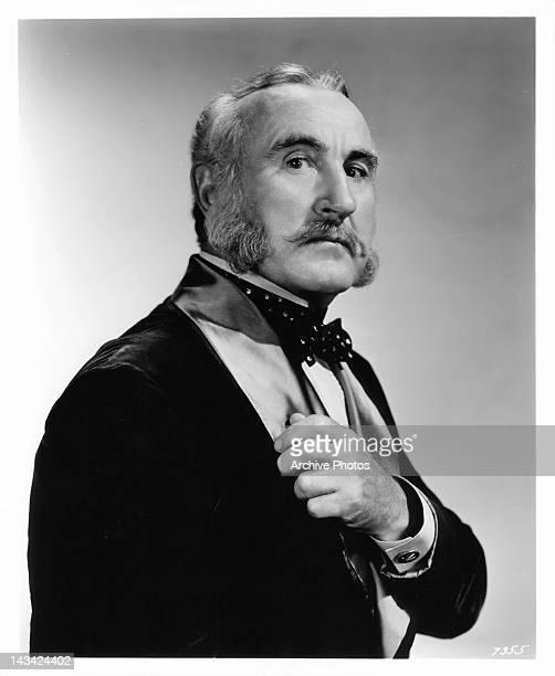 Donald Crisp publicity portrait for the film 'The Valley Of Decision', 1945.