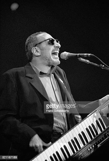 Donald Fagen, performs on September 5th 1996 at Ahoy in Rotterdam, Netherlands.