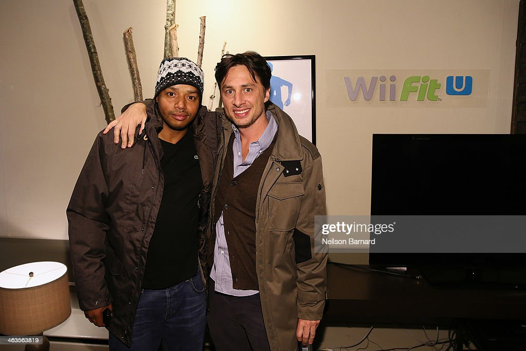 Wii Fit U Brings Fun And Fitness To The Nintendo Chalet During 2014 Sundance Film Festival - Day 2 - 2014 Park City