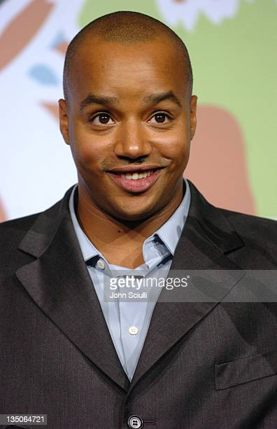 Donald Faison winner of Outstanding Supporting Actor in a Comedy Series for Scrubs