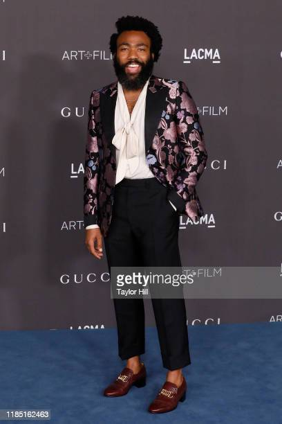 Donald Glover attends the 2019 LACMA Art + Film Gala at LACMA on November 02, 2019 in Los Angeles, California.