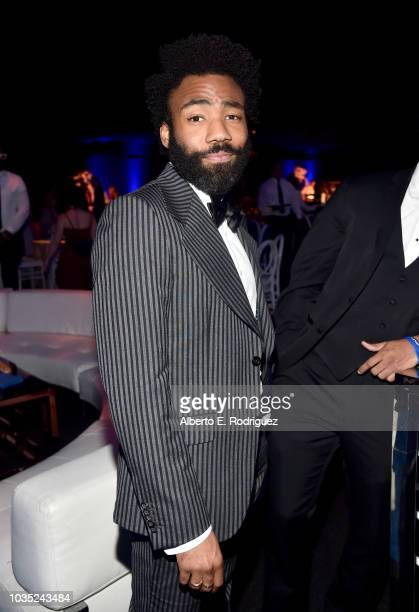 Donald Glover attends the 70th Emmy Awards Governors Ball at Microsoft Theater on September 17 2018 in Los Angeles California