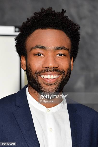 Donald Glover attends the 'Atlanta' New York screening at The Paley Center for Media on August 23 2016 in New York City