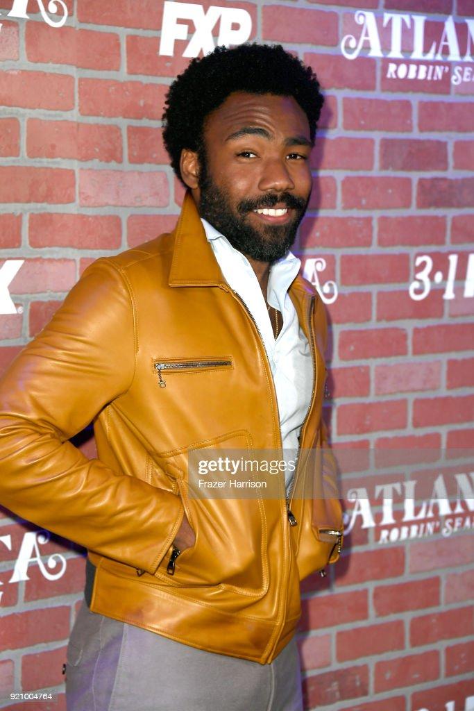 "Premiere For FX's ""Atlanta Robbin' Season"" - Arrivals"