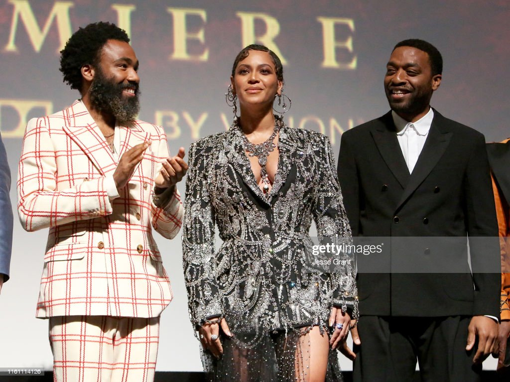 """The World Premiere Of Disney's """"THE LION KING"""" : News Photo"""
