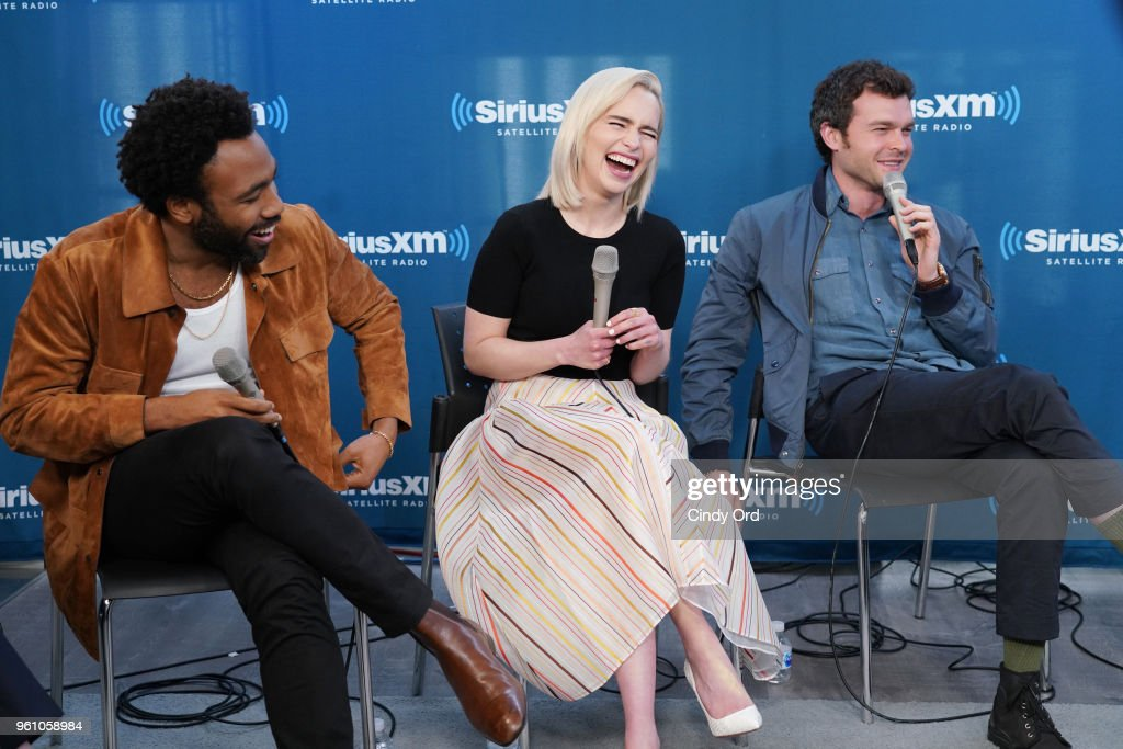 SiriusXM's Town Hall With The Cast Of Solo: A Star Wars Story