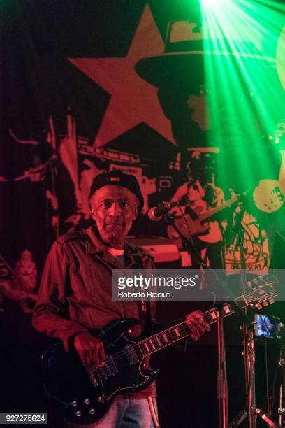 Donald Kinsey of The Wailers performs on stage at O2 ABC Glasgow on March 4 2018 in Glasgow Scotland
