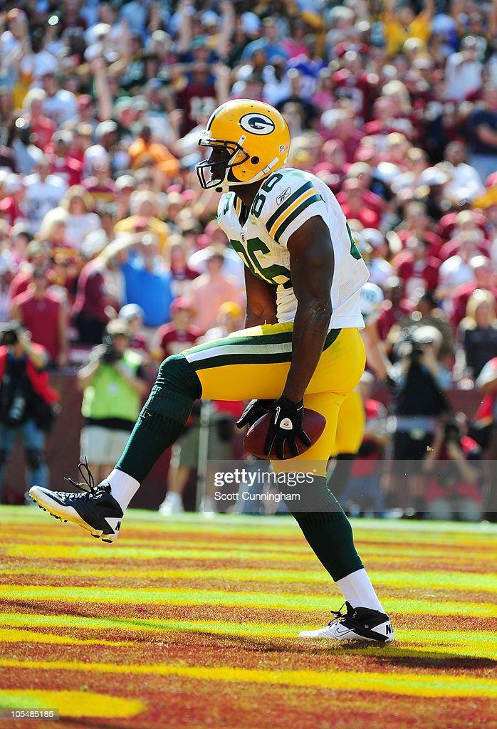 Green Bay Packers v Washington Redskins
