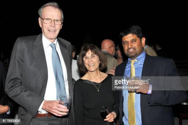 Donald Marron Gretchen Buchenholz and Anil Stevens attend ASSOCIATION to BENEFIT CHILDREN Junior Committee Fundraiser at Gansevoort Hotel on...