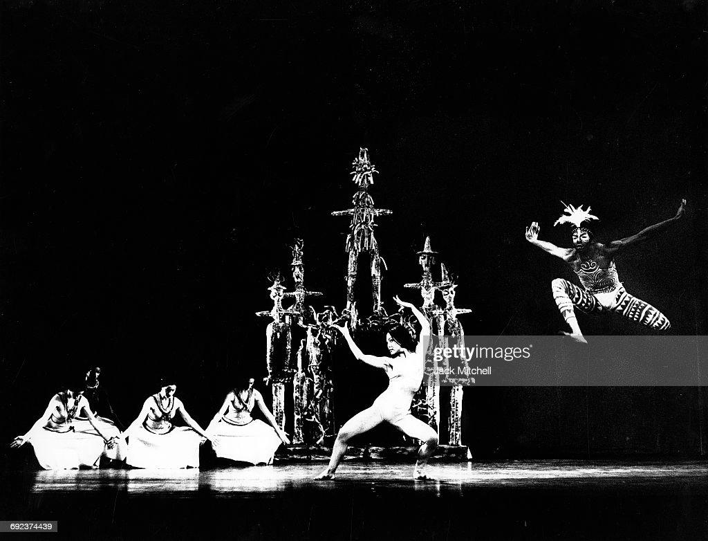 Donald McKayle Dance Company : ニュース写真