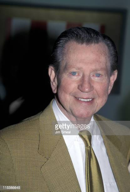 Donald O'Connor during 15th Annual Professional Dance Society's Gypsy Awards at Beverly Hilton Hotel in Beverly Hills California United States