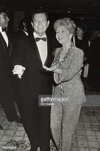 Donald O'Connor during 32nd Annual Thalians Ball Honoring Fred MacMurray at Century Plaza Hotel in Los Angeles California United States