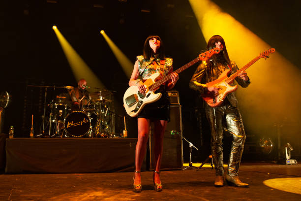 GBR: Khruangbin Perform at O2 Academy Brixton