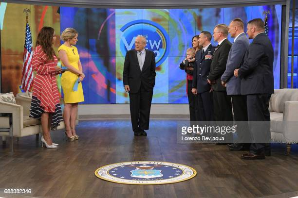 THE VIEW Donald Rumsfeld is the guest Thursday May 25 2017 on Walt Disney Television via Getty Images's The View The View airs MondayFriday on the...