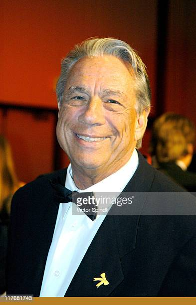 Donald Sterling owner of the Los Angeles Clippers