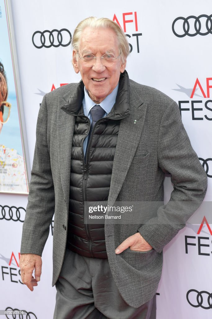 "AFI FEST 2017 Presented By Audi - Screening Of ""The Leisure Seeker"" - Arrivals"