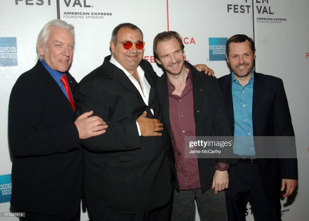 "5th Annual Tribeca Film Festival - ""Land Of The Blind"" Premiere - Red Carpet"