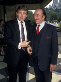 Donald trump and fred trump attend mike tyson press conference on 26 picture id628514226?s=170x170