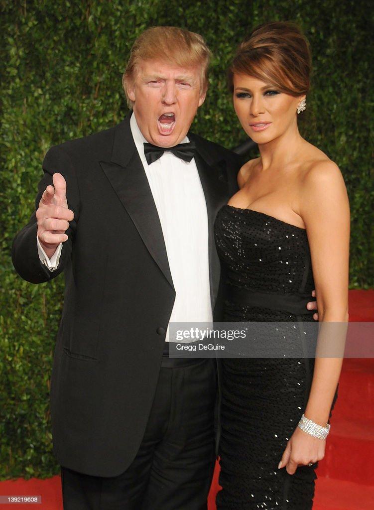 Vanity Fair Oscar Party 2011 - Arrivals : Fotografía de noticias