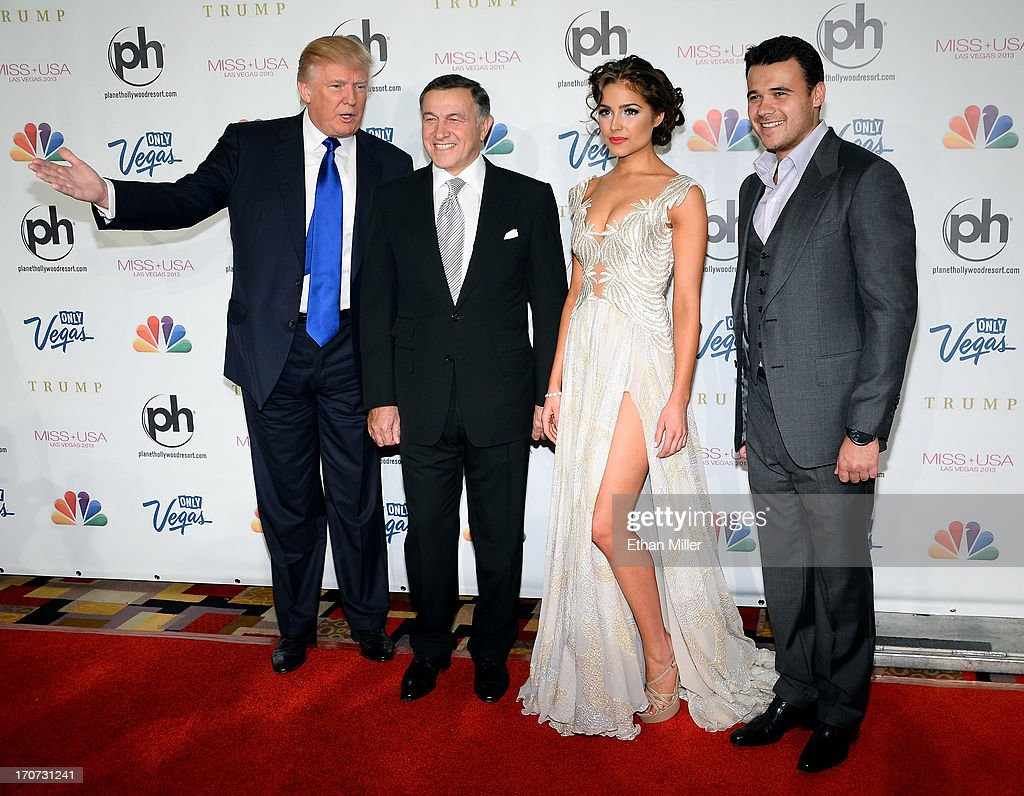 2013 Miss USA Competition - Arrivals : News Photo