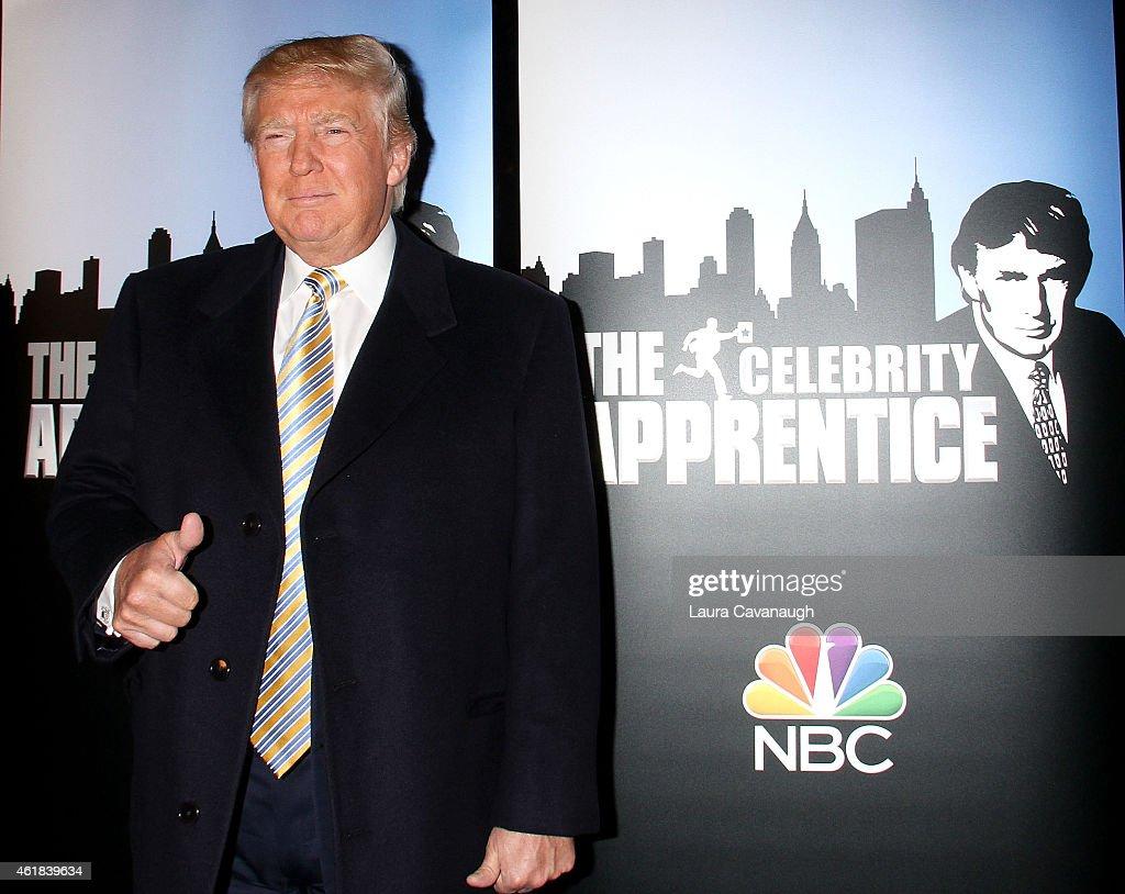 """Celebrity Apprentice"" Red Carpet Event : News Photo"
