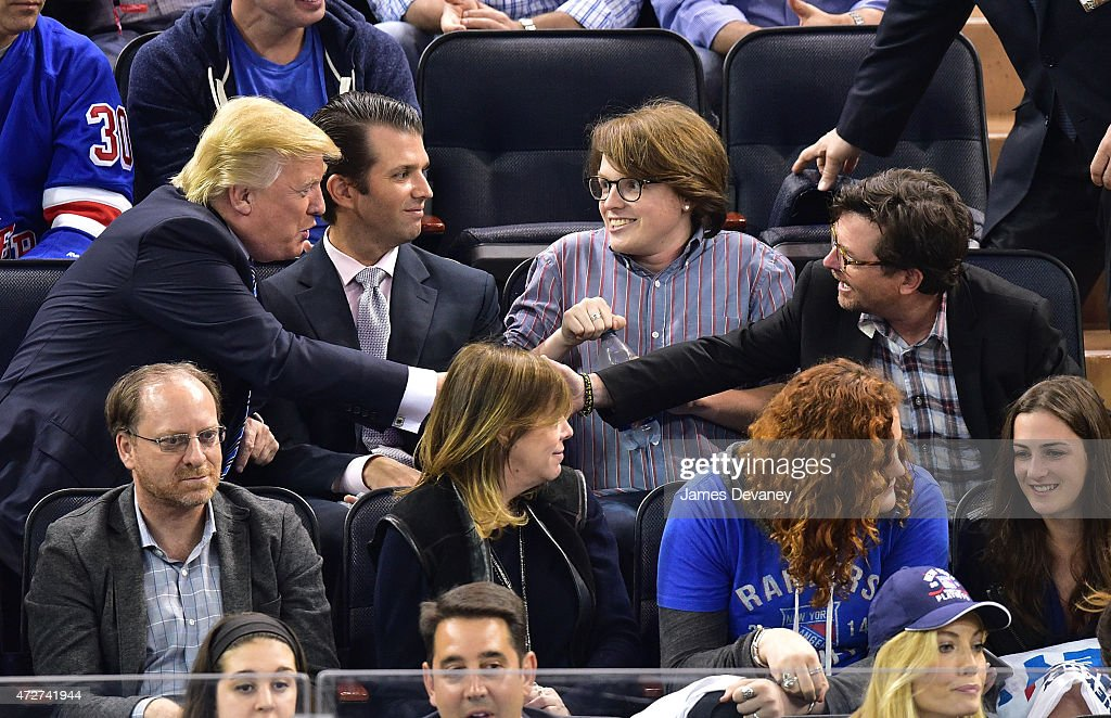 Donald Trump Jr Sam Michael Fox And J