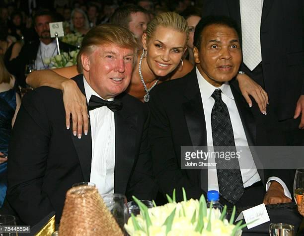 Donald Trump guest and Muhammad Ali