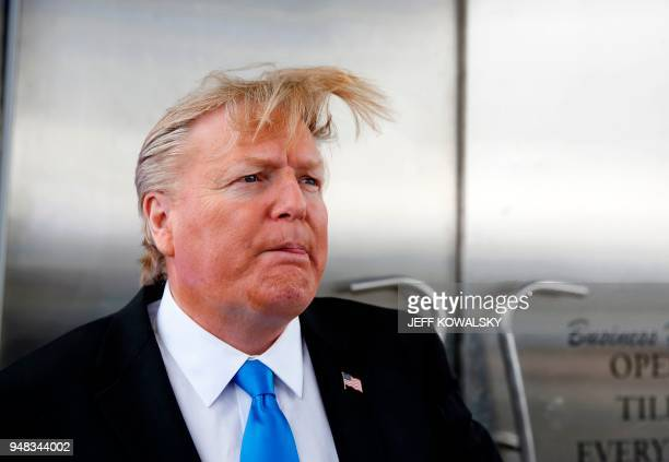 A Donald Trump impersonator who will host a performance of Stephanie Clifford also known as adult film star Stormy Daniels who claims a onenight...