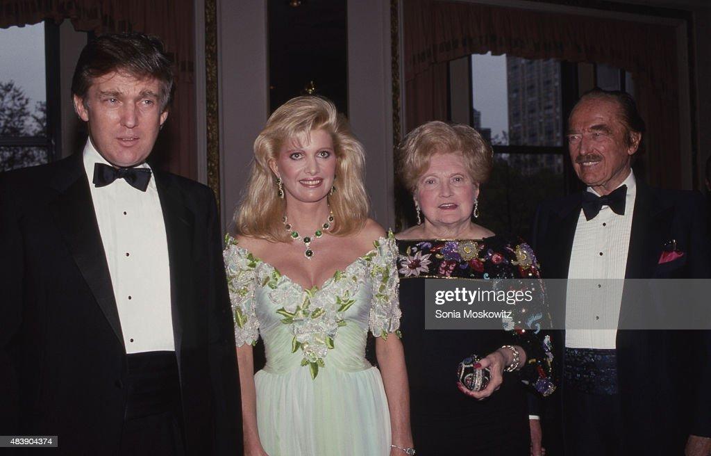 PAL Dinner - 1987 : News Photo