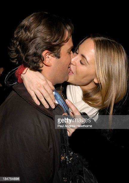 Donald Trump Jr and Vanessa Haydon during Kim Cattrall Hosts the StarStudded Anniversary Celebration of Gotham and LA Confidential Magazines –...