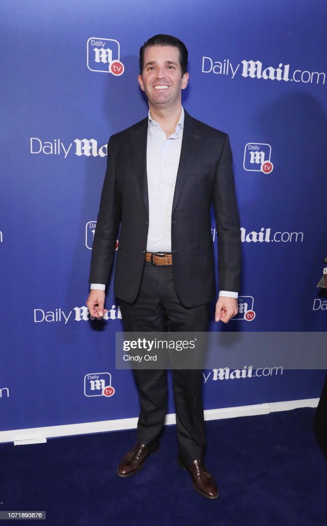 DailyMail.com And DailyMailTV Holiday Party : News Photo