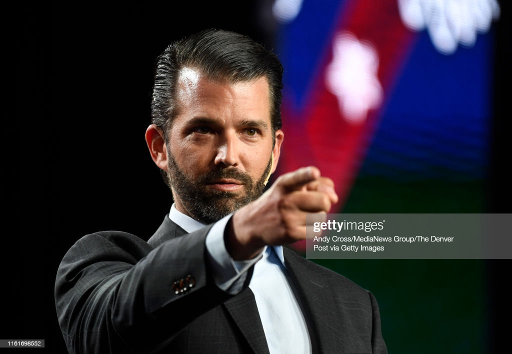 Western Conservative Summit : News Photo