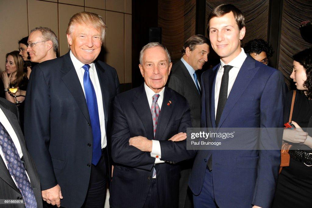 The New York Observer 25th Anniversary : News Photo