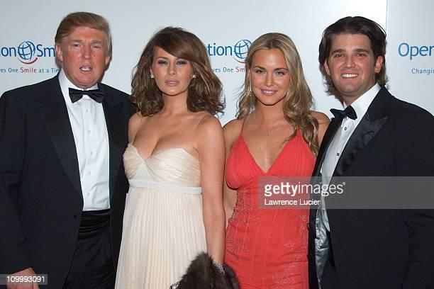 Donald Trump Melania Trump Vanessa Trump Donald Trump Jr
