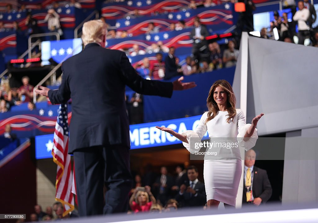 The 2016 Republican National Convention : News Photo