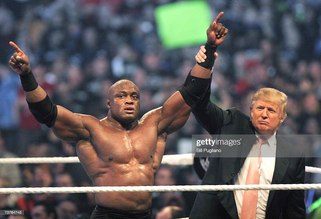 WWE Presents Wrestlemania 23 : News Photo
