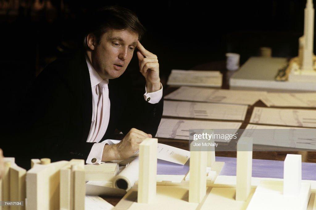 NY: Donald Trump : News Photo