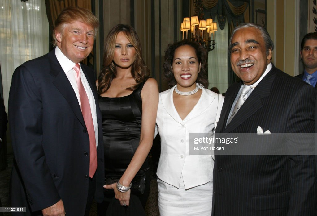 Police Athletic League Superstar Dinner, Honoring Charles Rangel