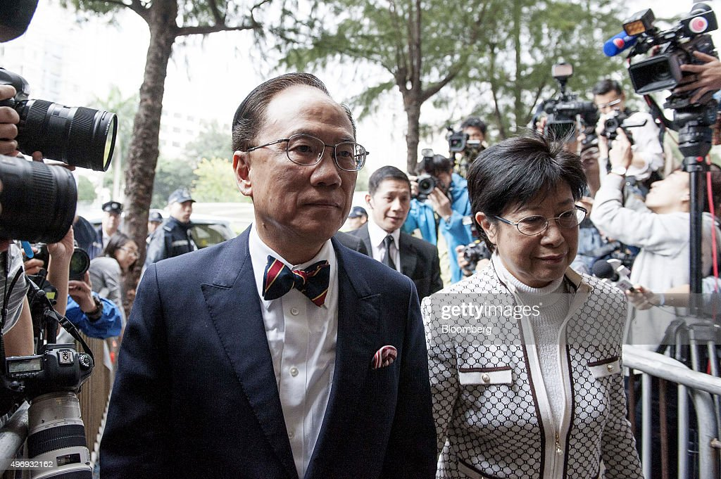 Former Hong Kong Chief Executive Donald Tsang Appears In Court To Face Misconduct Charges