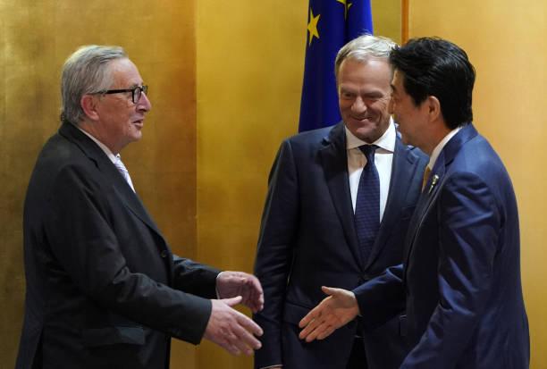 JPN: Bilateral Meetings Ahead of the G-20 Summit