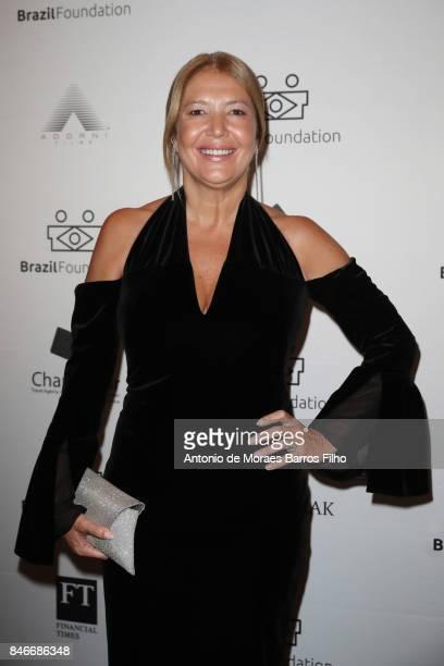 Donata Meirelles attends the 2017 Brazil Foundation Gala on September 13 2017 in New York City