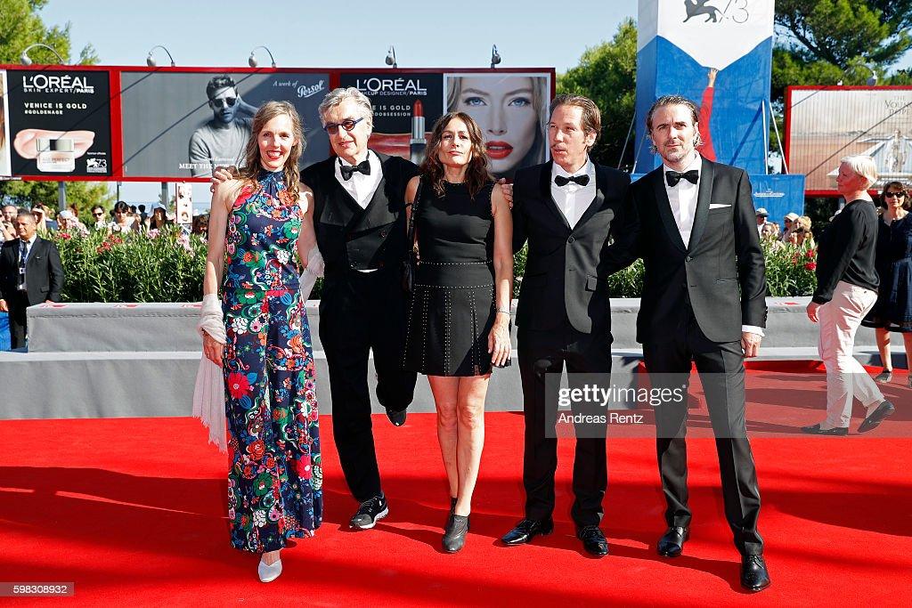 'Les Beaux Jours D'Aranjuez' Premiere - 73rd Venice Film Festival