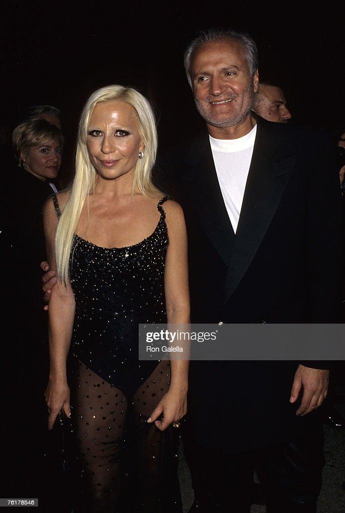 1995 Costume Institute Gala : News Photo