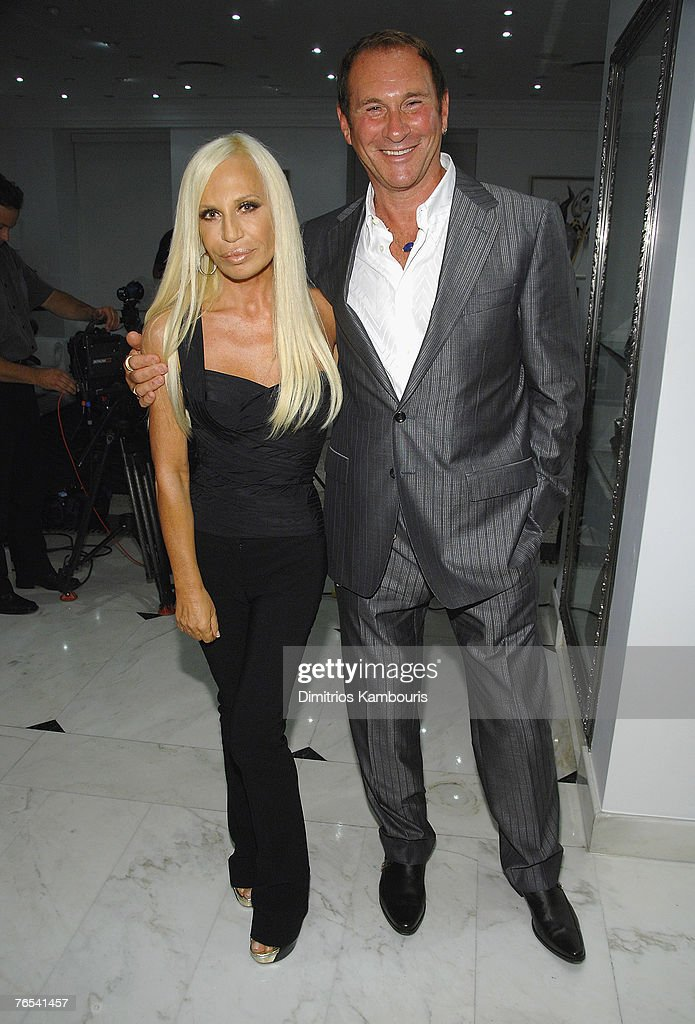 AMEX Platinum By Invitation Only with Hal Rubenstein and Donatella